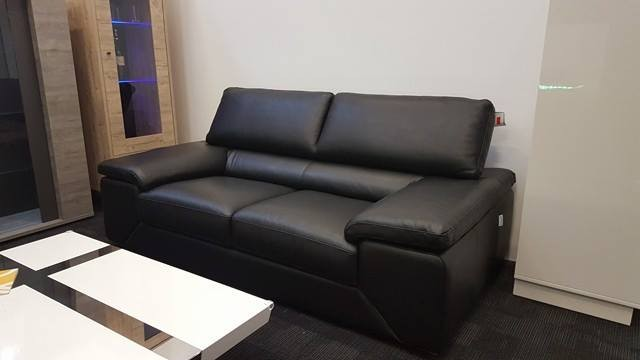 4e371d73615 Toronto 2 Seater leather sofa-ex display - Sofas (2857) - Sena Home  Furniture