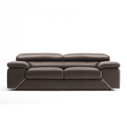 Toronto 3 Seater leather sofa - fast delivery