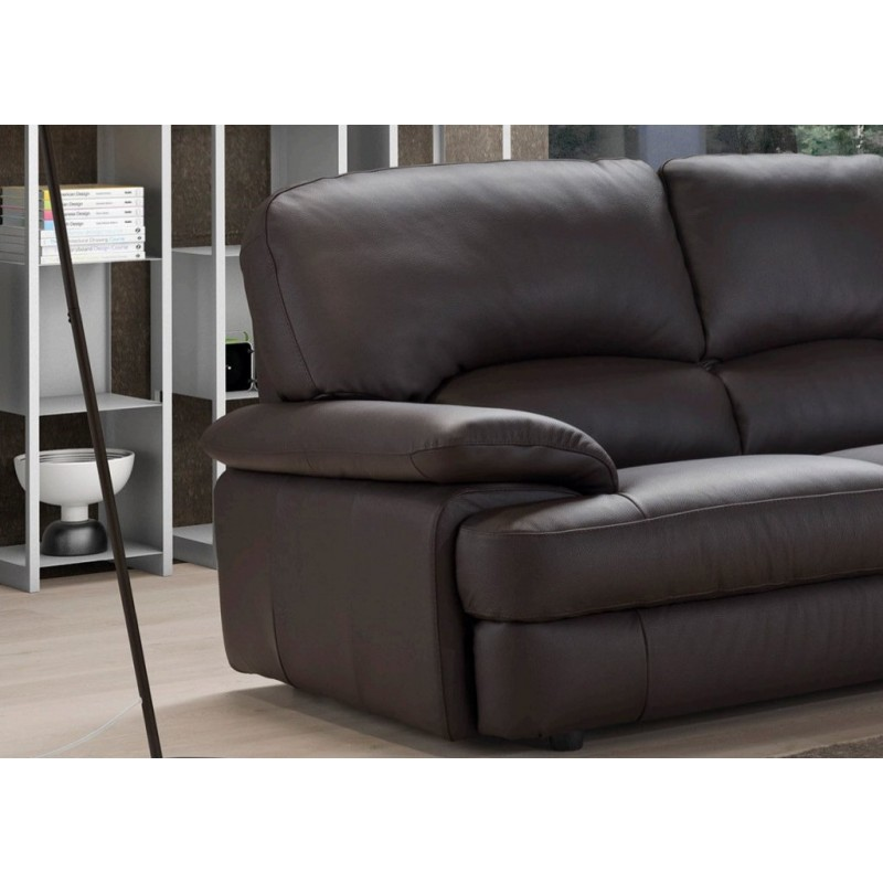Milano Corner Leather Sofa   Fast Delivery.  £ 300.00