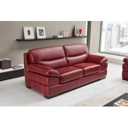 Raffaello 2 Seater leather sofa