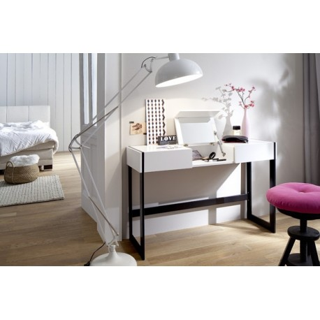 Becky - dressing table/console with mirror