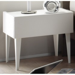 Rex set of two lacquered bedside cabinets