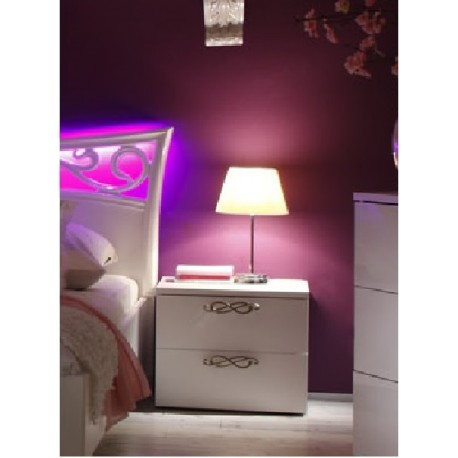 Ambrosia- Set of two bedside cabinets