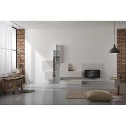 Tetris III - lacquer wall set