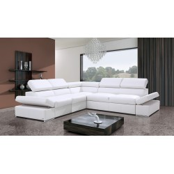 Lorenzo III L Shaped Modular Sofa with sleeping option