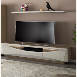 Hit bespoke TV Unit with lights