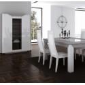 Diam - luxury bespoke display cabinet with optional lighting