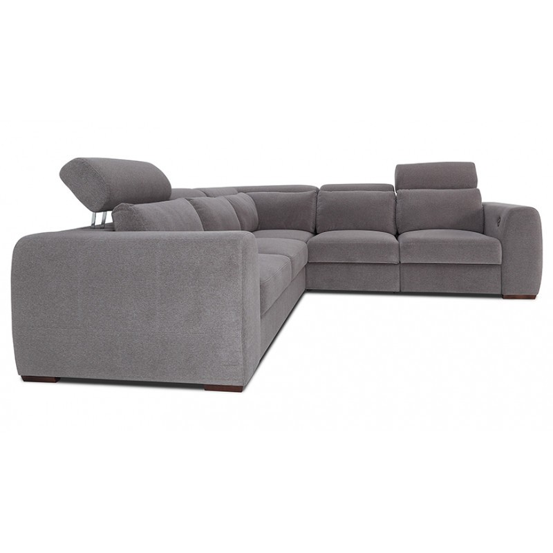 Palazzo Modular Corner Sofa Bed With Electric Recliner