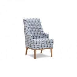 Campari armchair in various finishes