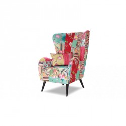 Milano armchair in various finishes