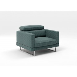 Bruno II modern armchair