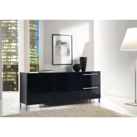 Stella - luxury lacquered sideboard