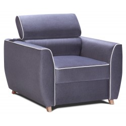 Novel modern armchair
