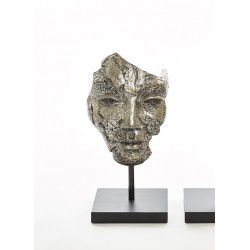 Face sculpture 43x22x20cm