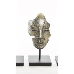 Face II sculpture 45x22x20cm