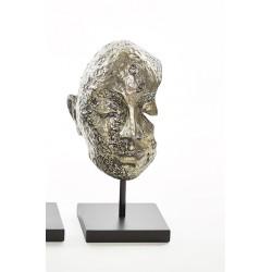 Face III sculpture 45x22x20cm