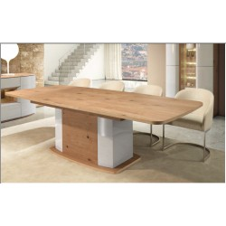Rona - bespoke solid wood dining table