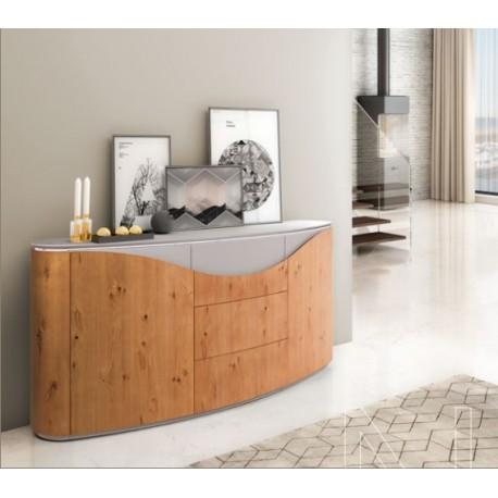 Nisa - luxury bespoke sideboard with optional lighting