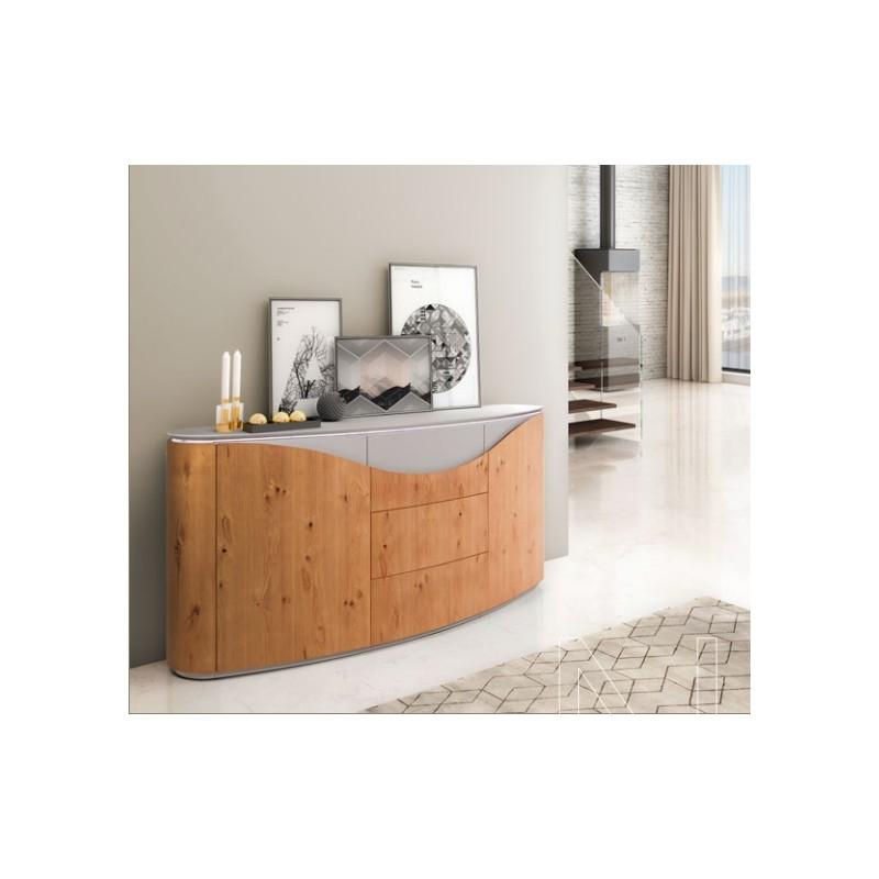 Nisa Luxury Bespoke Sideboard With Optional Lighting Sideboards Sena Home Furniture