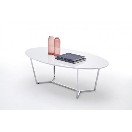 Avanti - white gloss coffee table