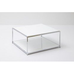 Avanti II - white gloss coffee table