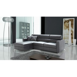 Metro - Corner Modular Sofa with ottoman