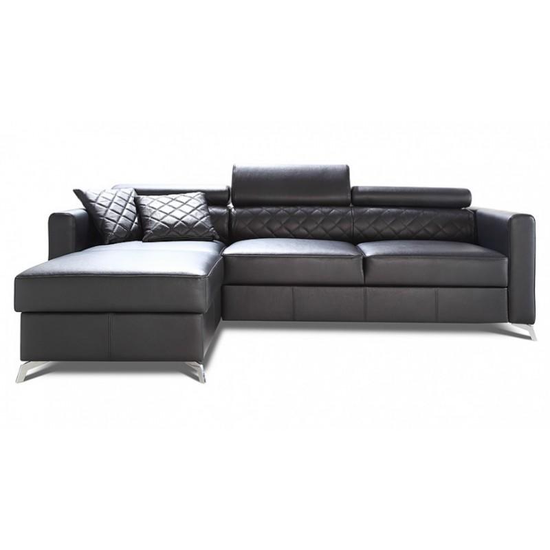 Corner Modular Sofa With Ottoman