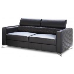 Metro - modern 2 seat sofa