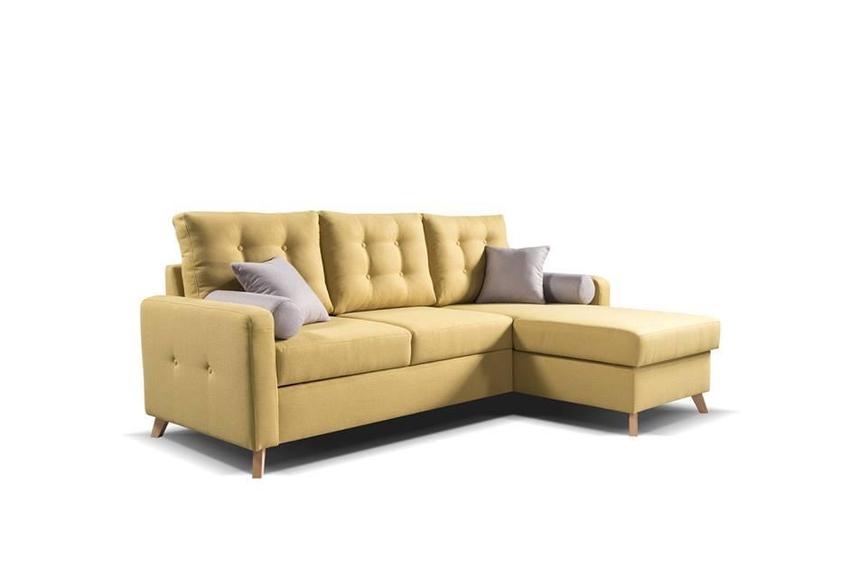 Bocco Small Corner Sofa Bed Sofas 3060 Sena Home