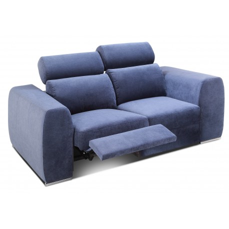 Palazzo 2 Seater Sofa With Recliner Option Sofas 3066