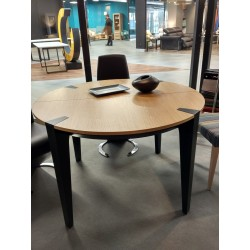 Certo - bespoke round extendable dining table