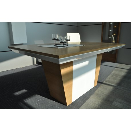 Impact - large extending dining table
