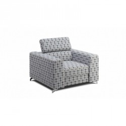Largo modern armchair