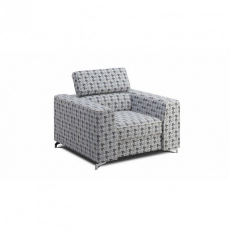 Largo modern armchair