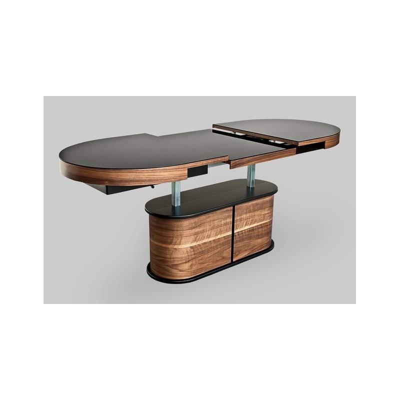 Sena Oval Cross Table Coffee Tables Sena Home Furniture