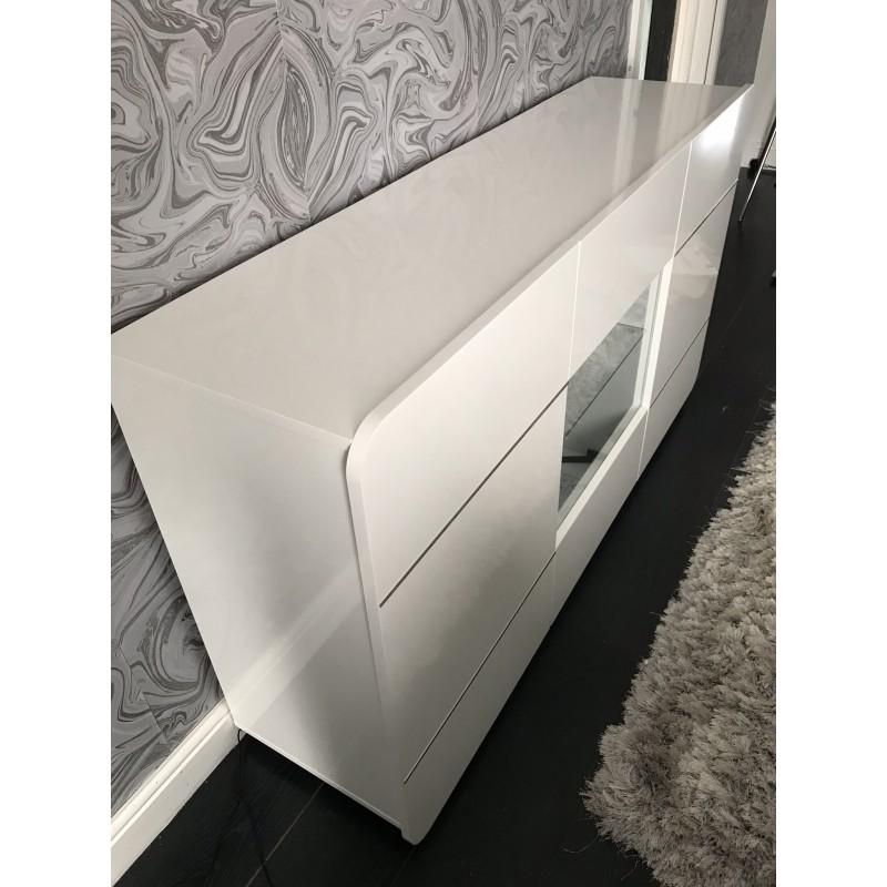 White Gloss Led Furniture