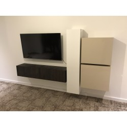 BOX - long wall unit