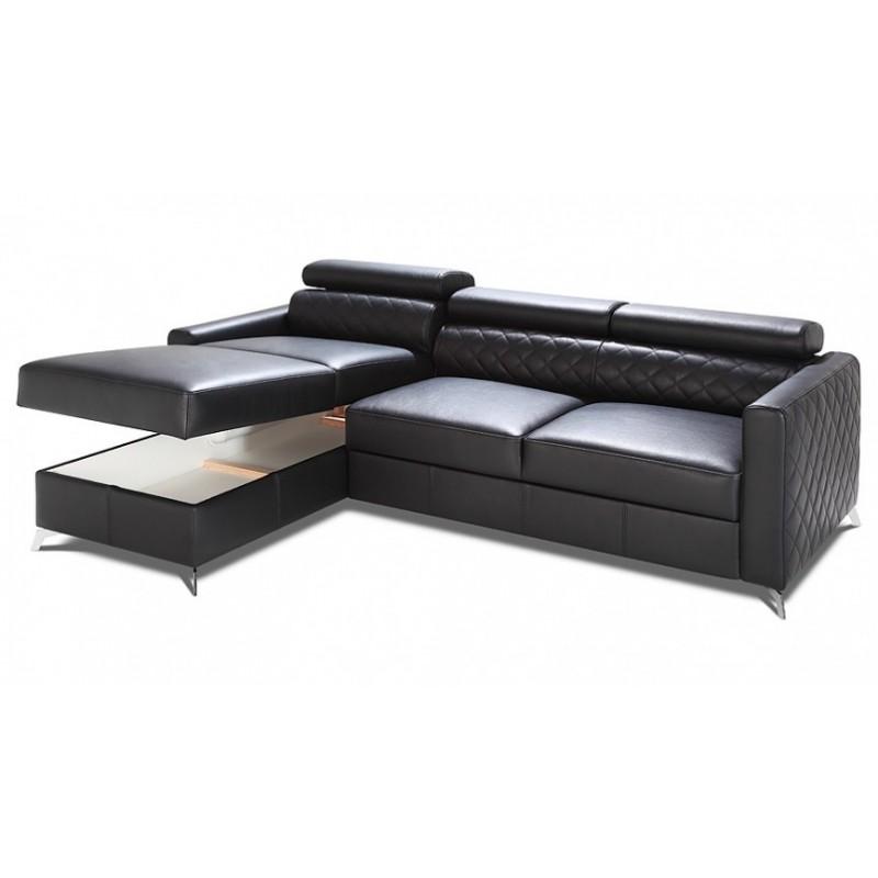 U Shape Modular Sofa With Ottoman`s