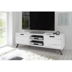 Parma - white oak modern TV Stand