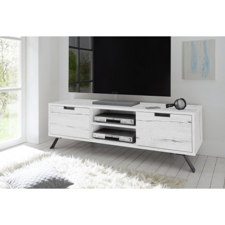 Parma - white oak modern TV Stand