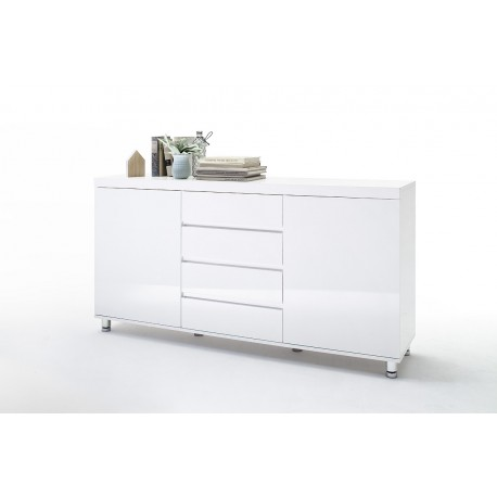 Dion 165cm sideboard in High Gloss