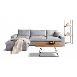 Cube L Shaped Modular Sofa