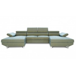 Avanti II U Shaped Modular Sofa Bed