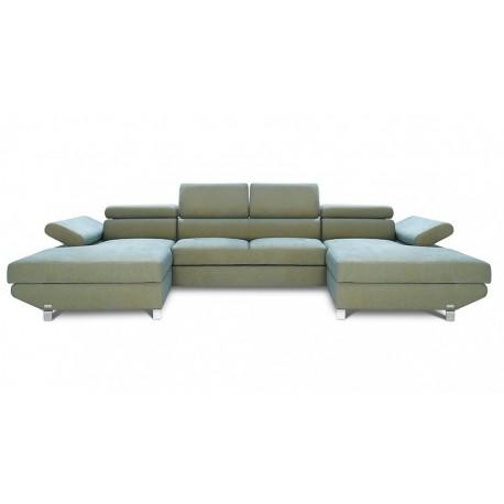 Avanti II U Shaped Modular Sofa Bed
