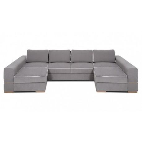 Castello U shape bespoke sofa