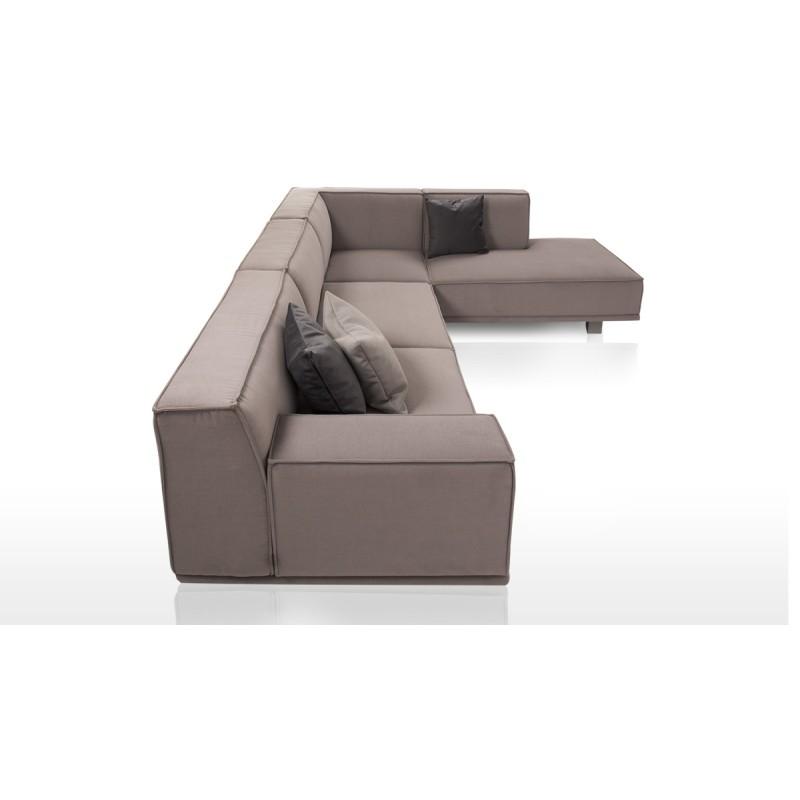Aero ii bespoke corner sofa sofas sena home furniture for Sofa bespoke