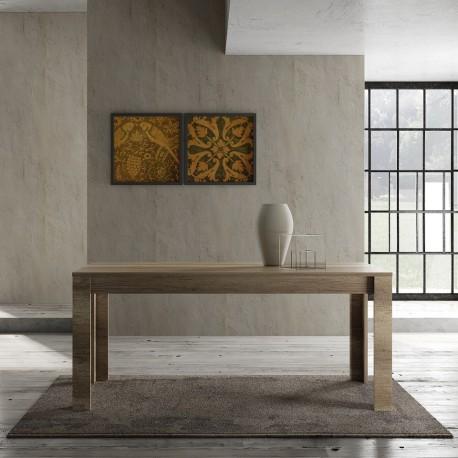 Capri 180cm canyon oak dining table