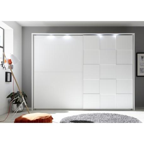 Oslo - wardrobe with sliding doors