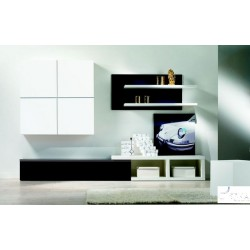 Credo IV - lacquer wall set