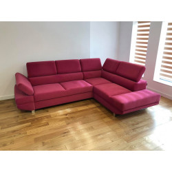 Avanti Corner Sofa Bed-stock
